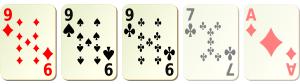 three-of-a-kind